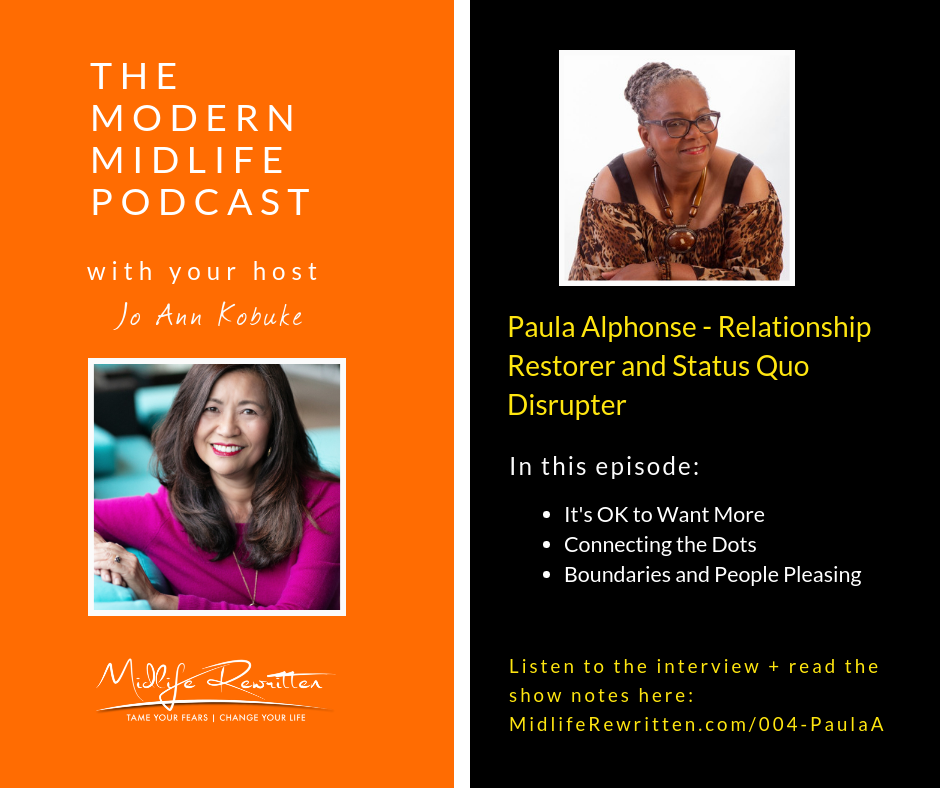 004 Paula Alphonse – Life Outside of Motherhood