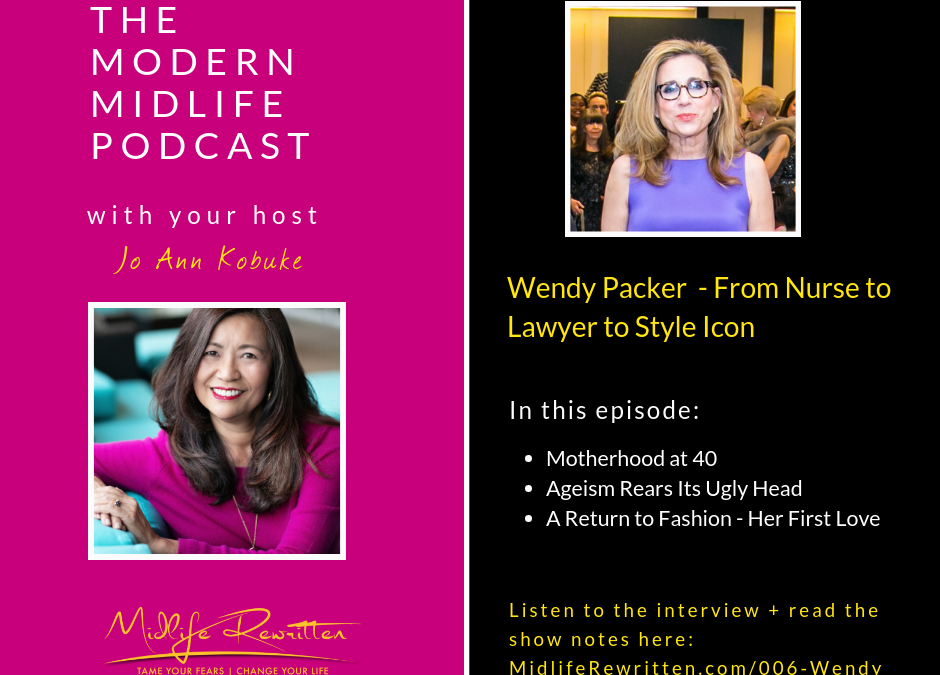 006 Wendy Packer – Nurse, Lawyer, Style Icon