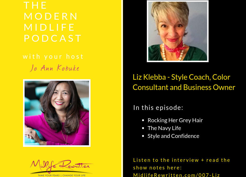 007 Liz Klebba – Color and Style Consultant Extraordinaire