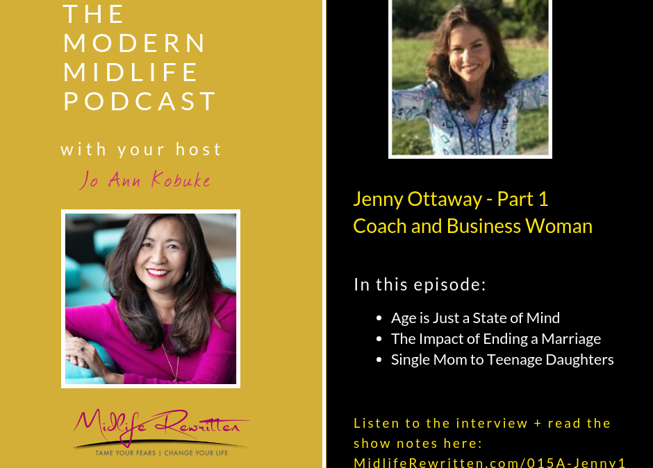 015A Jenny Ottaway – Relationship Coach and CEO of The Foundation of You – Part 1